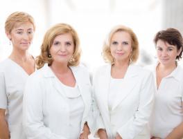 A Pre Pharma Bőrgyógyászat csapata