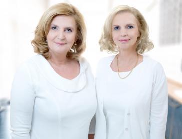 Dr. Szokolai Erzsébet és Dr. Vass Ilona bőrgyógyászok