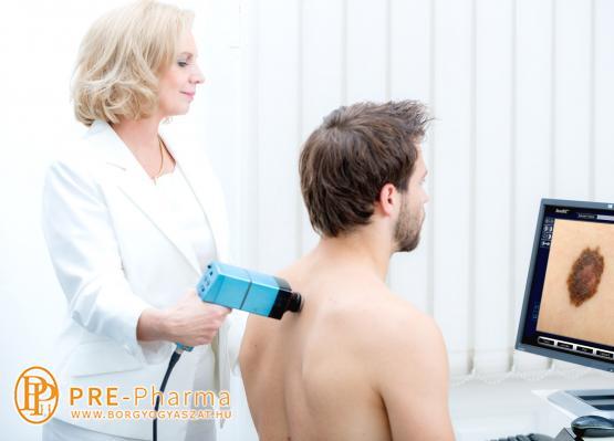 Dr. Vass Ilona bőrgyógyász digitális dermatoszkópos anyajegyszűrése