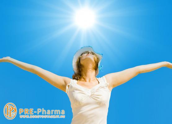 Védekezés a nap káros sugarai ellen