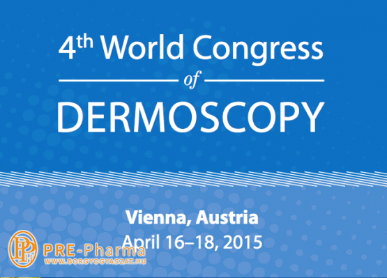 IDS 2015, 4th World Congress of Dermoscopy and Skin Imaging